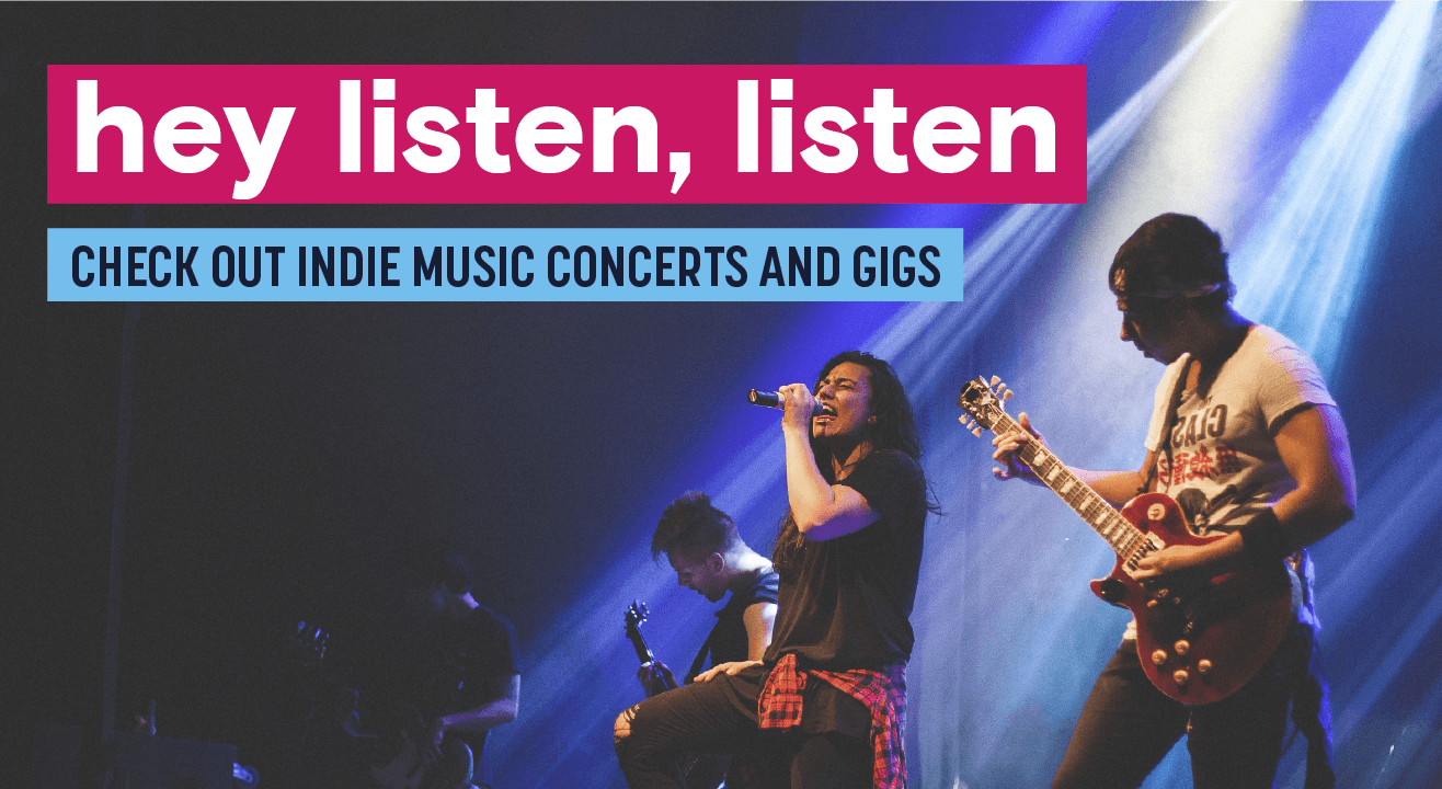 Looking for new indie music? Delhi, here's where to head.