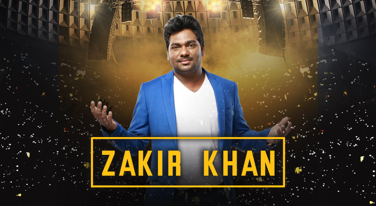 Zakir Khan Live   Varanasi