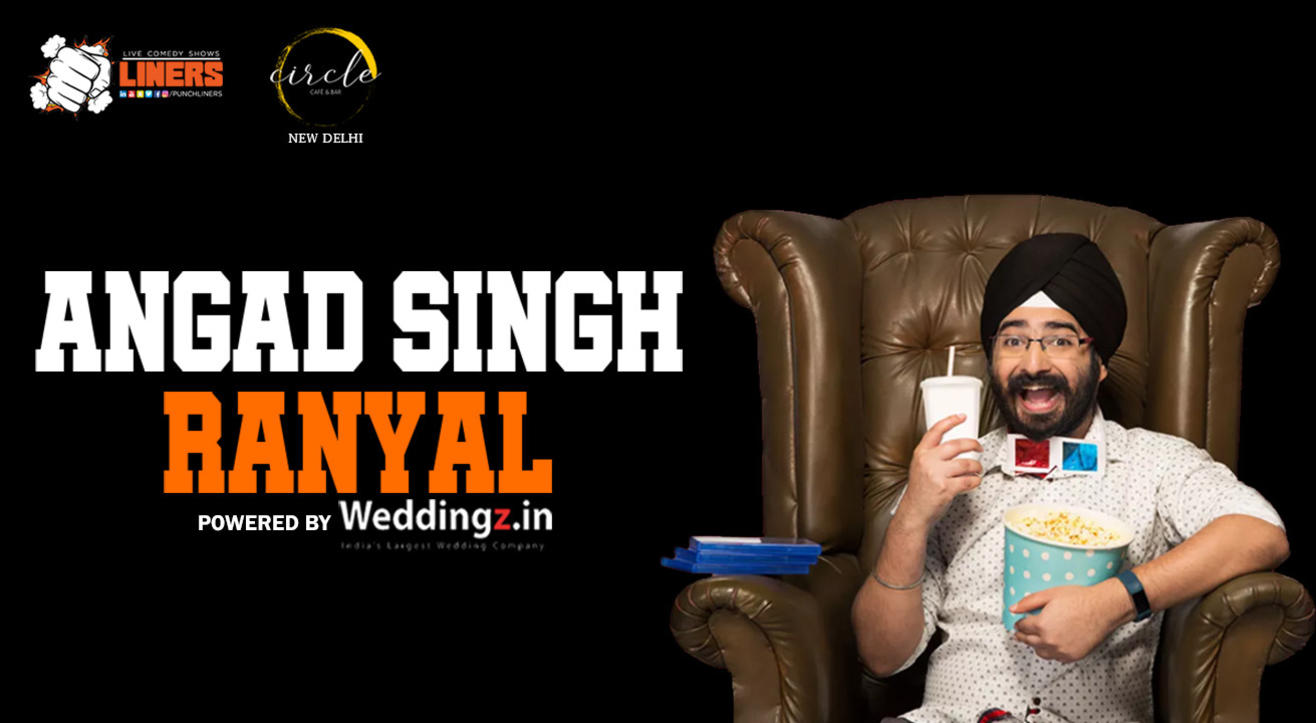 Punchliners Standup Comedy Show ft Angad Singh Ranyal
