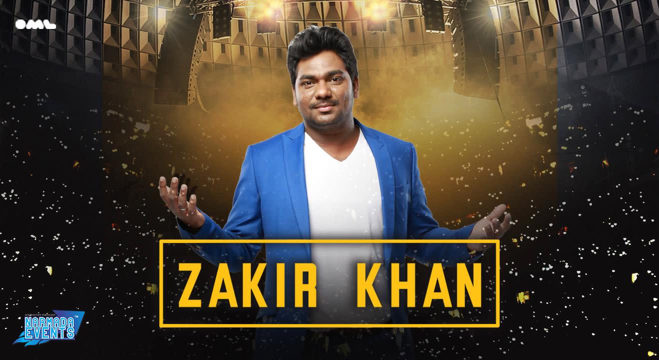 Zakir Khan Live | Jabalpur