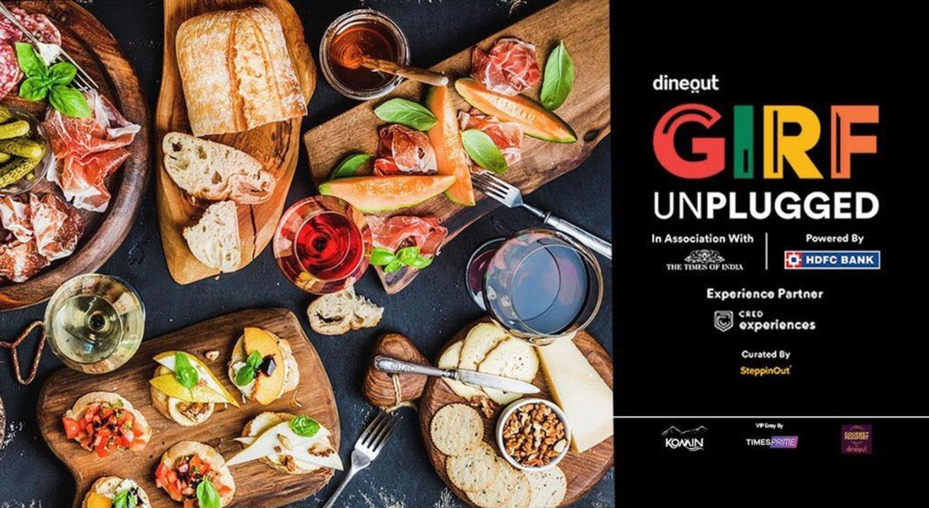 GIRF Unplugged - Great Indian Restaurant Festival | Chennai