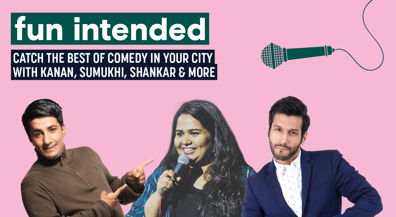 Bangalore, your funny escape into reality is here!