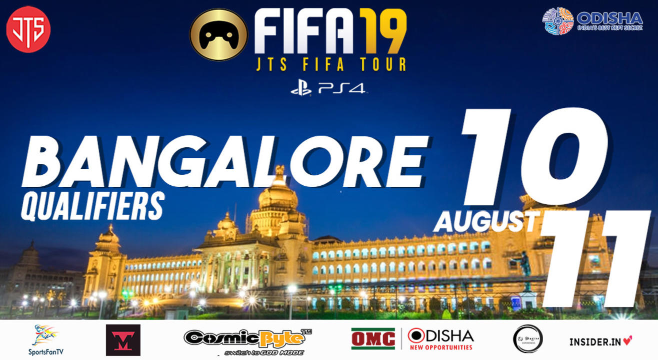 FIFA 19 WORLD TOUR | Bangalore Qualifier
