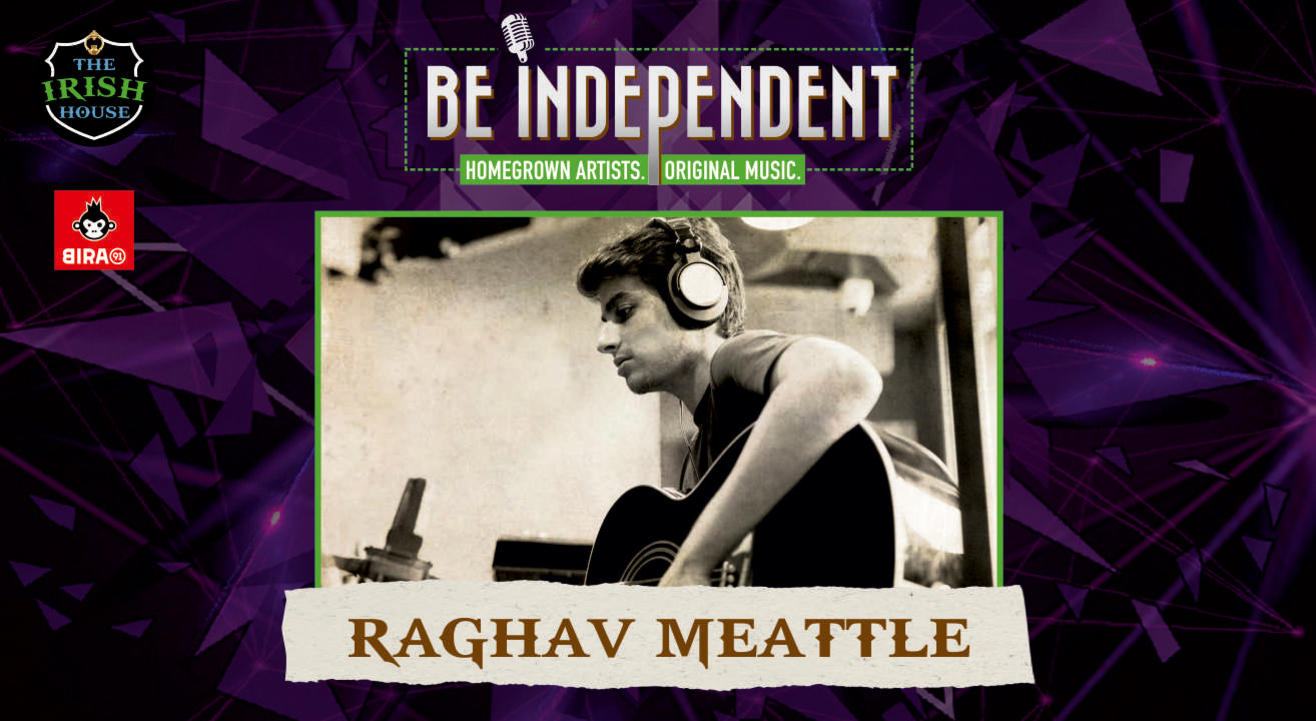 Be Independent! Homegrown Artists. Original Music, Bangalore