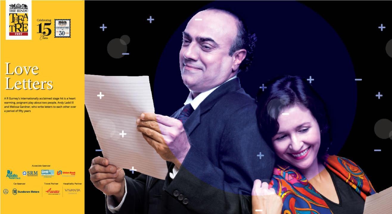 Love Letters | The Hindu Theatre Fest