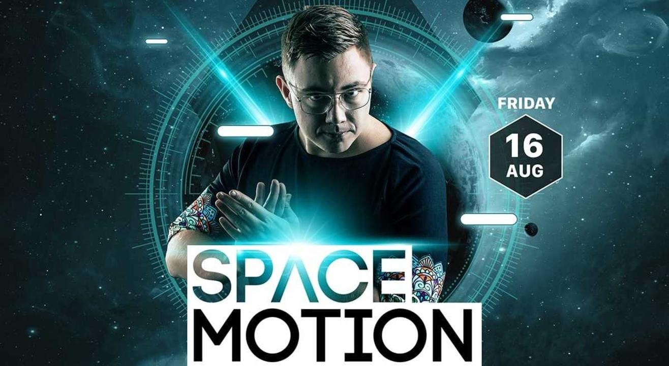Space Motion India Tour Live in Jaipur at Club Colaba