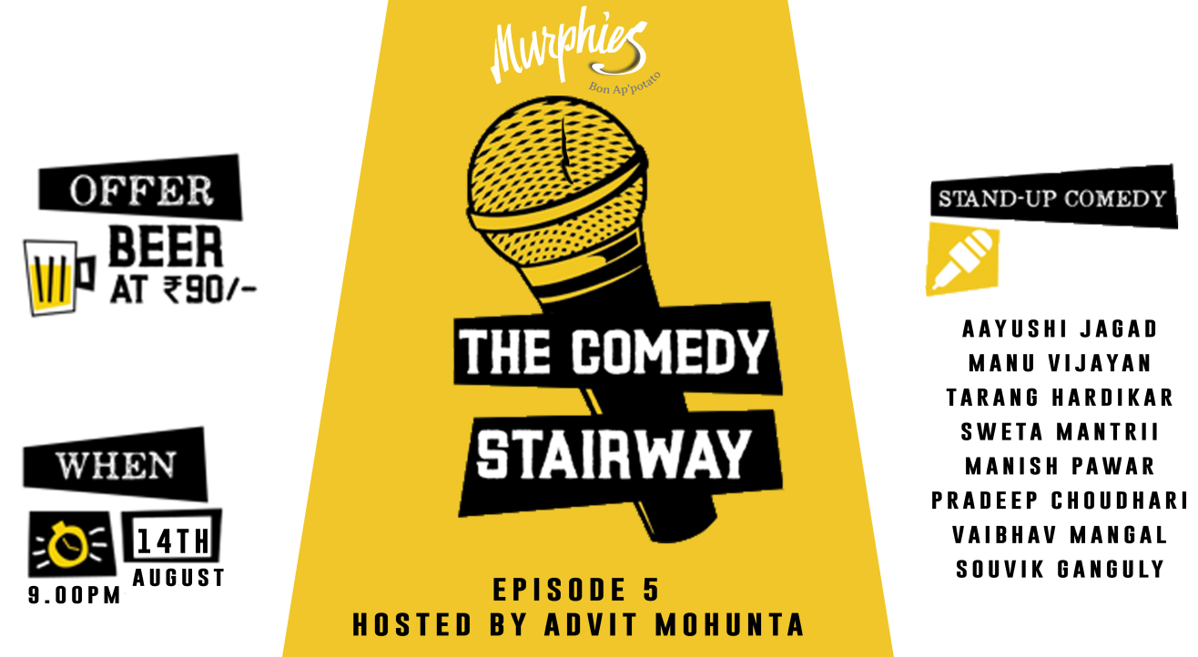 The Comedy Stairway - Episode 5