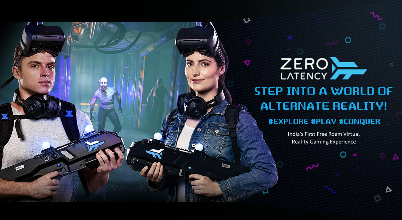 Zero Latency India Free Roam VR Experience