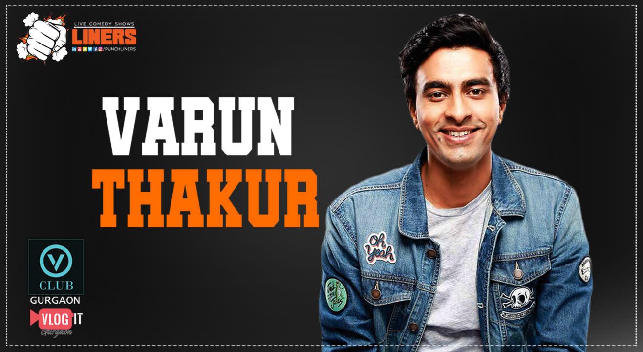 Punchliners Comedy show ft. Varun Thakur | Gurgaon