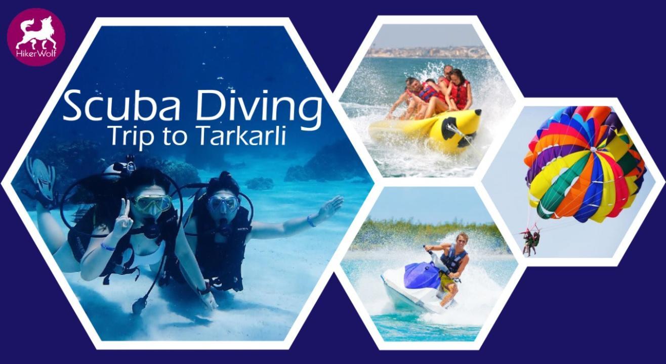 HikerWolf - Scuba Diving Trip to Tarkali