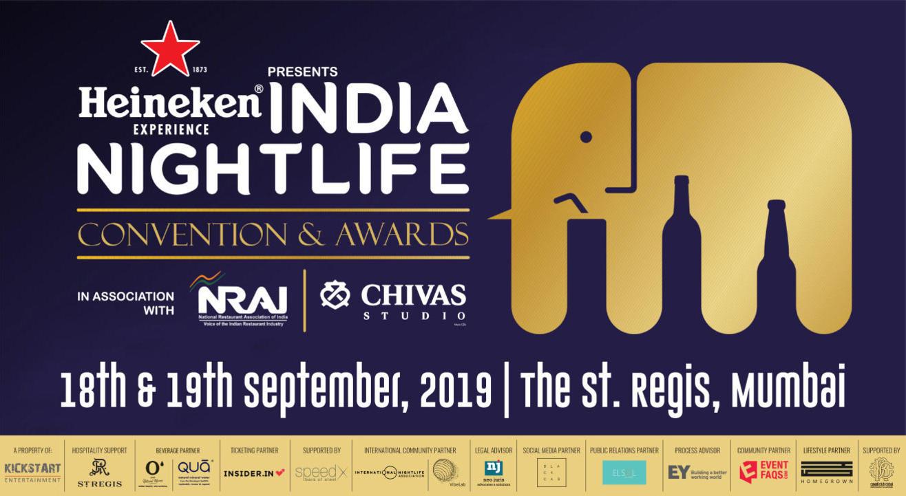 India Nightlife Convention & Awards 2019