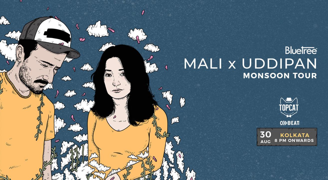 BlueTree presents Monsoon Tour featuring Mali x Uddipan | Kolkata