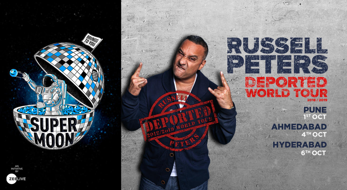 Register Now For Supermoon ft. Russell Peters Deported World Tour