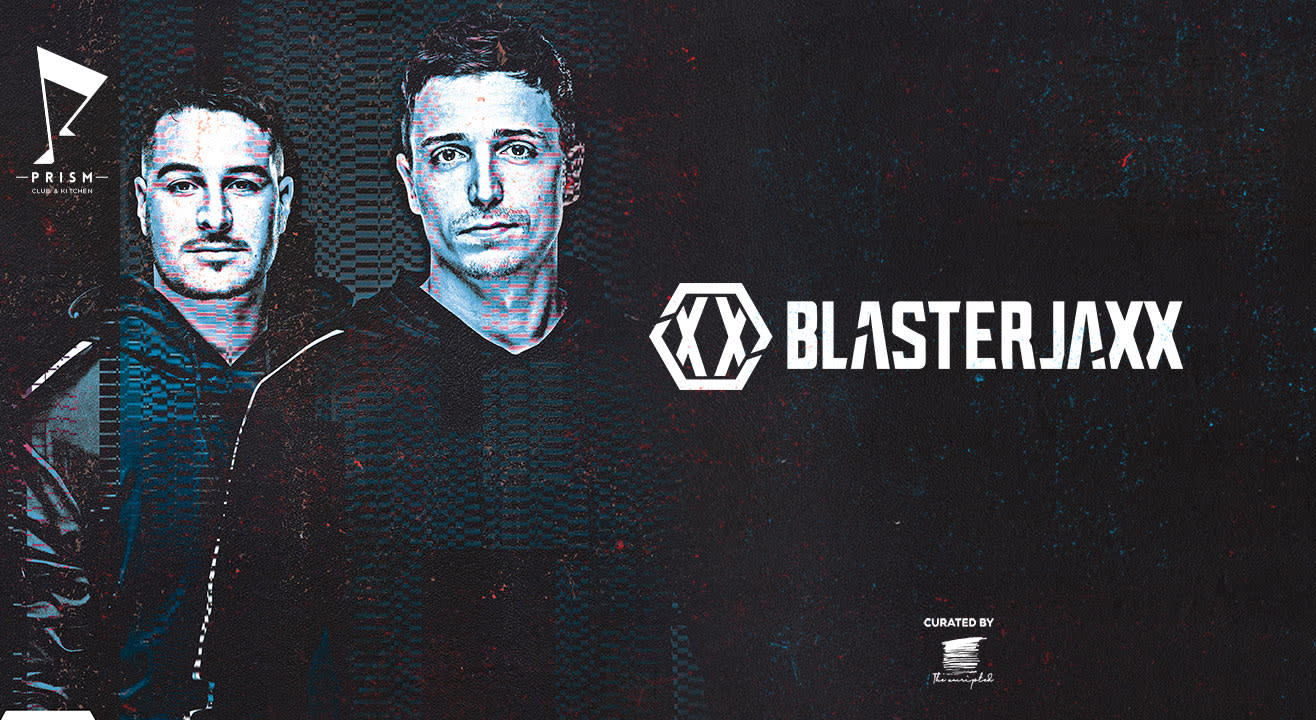 Big Saturday with Blasterjaxx