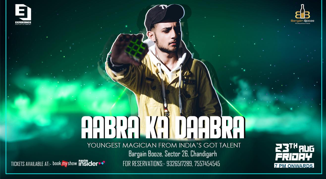 Aabra ka Daabra with Chetan Mehta
