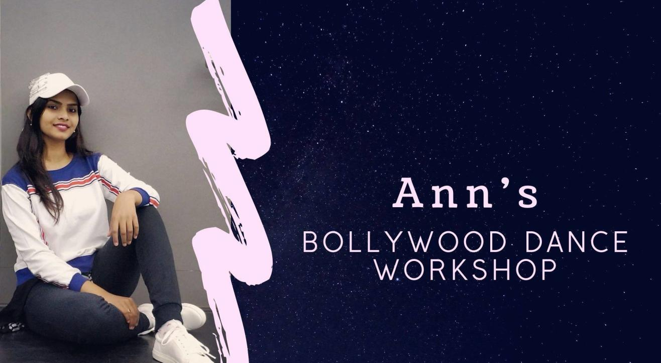 Bollywood Dance Workshop by Ann