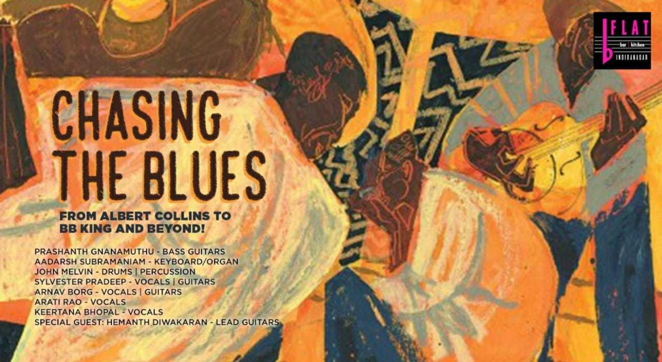 Chasing The Blues (From Albert Collins to BB King & beyond!)
