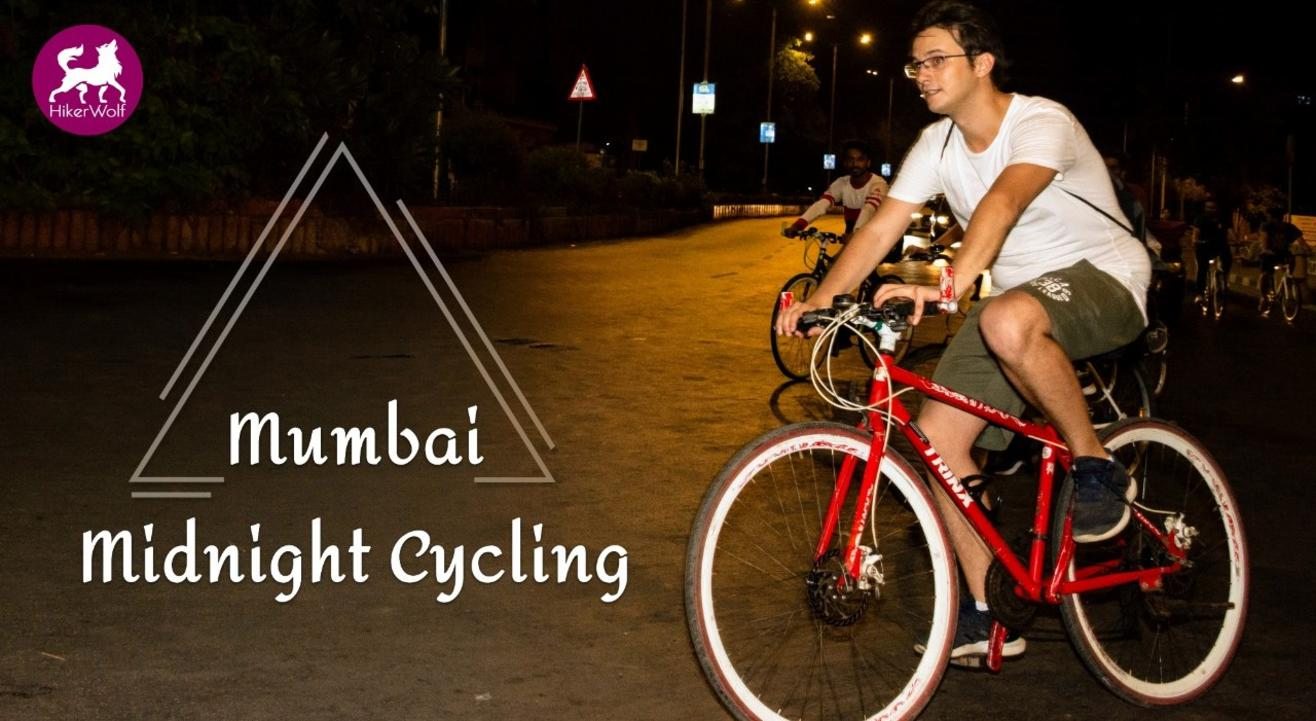 HikerWolf - Mumbai Midnight Cycling