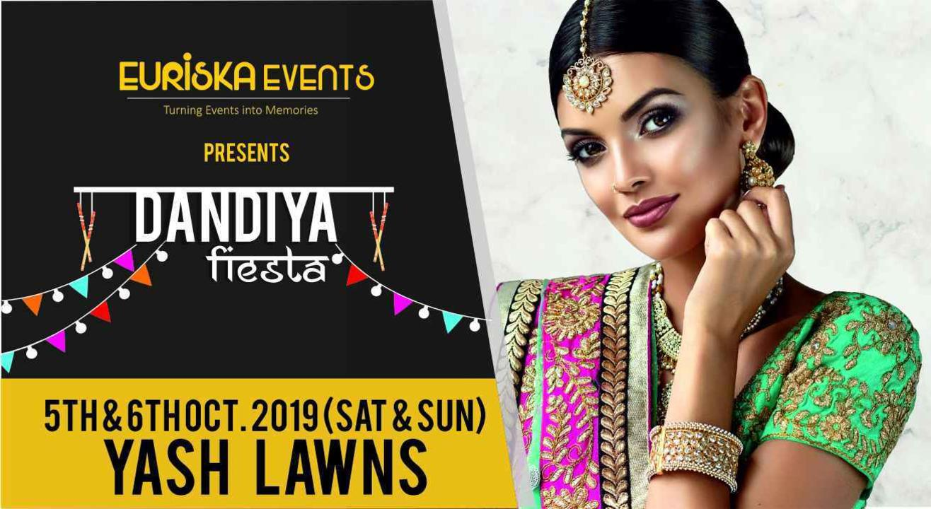 Dandiya Fiesta 2019 (5th 6th Oct) Biggest Navratri Garba in Pune