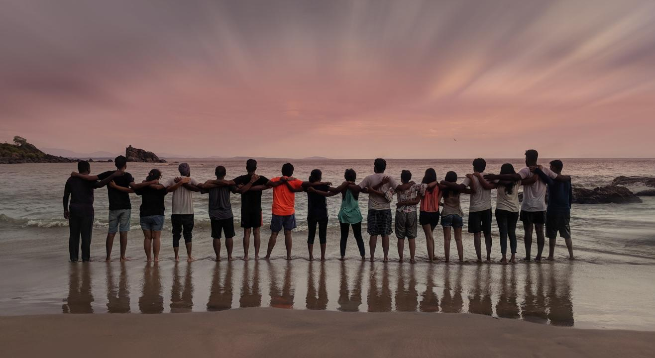 Gokarna beach trek with Safarnama