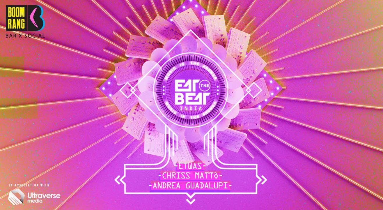 Eat the Beat Worldwide Tour - Bengaluru