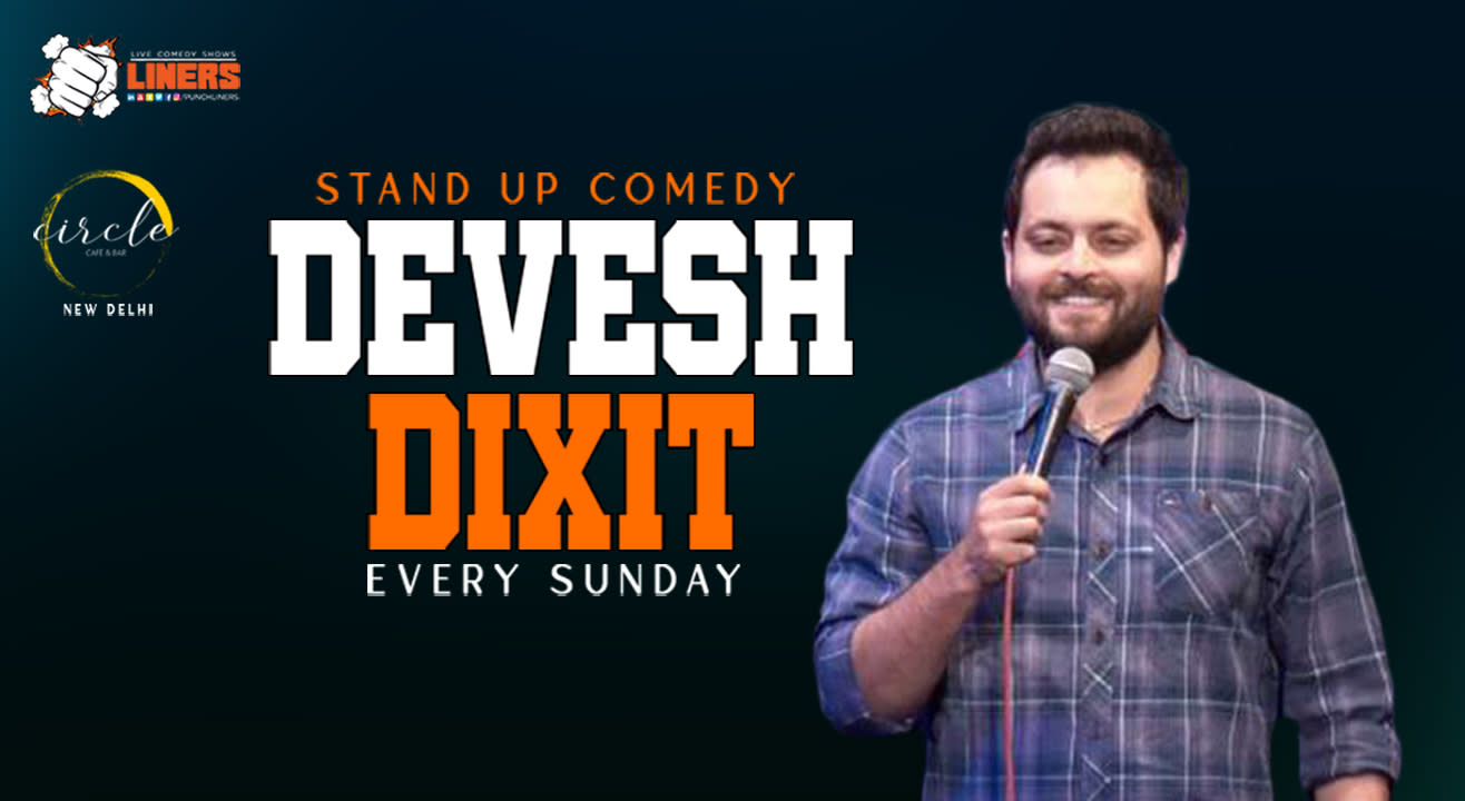 Punchliners Standup Comedy Show ft Devesh Dixit