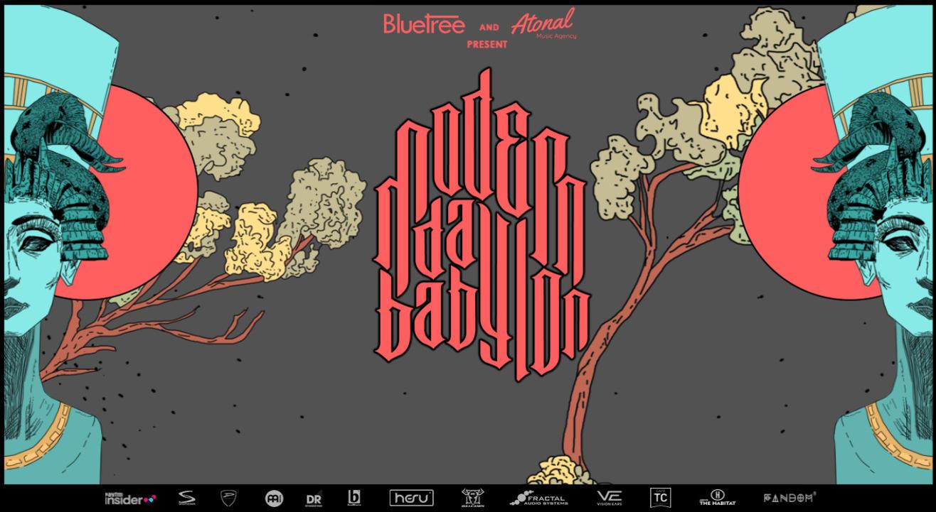 BLUETREE TOURS : Modern Day Babylon W/ Yatin Srivastava Project | DELHI