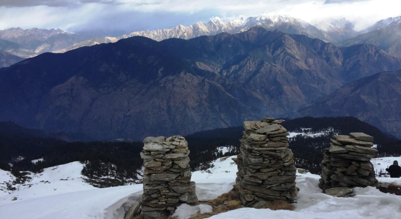Kedarkantha Trek with Safarnama