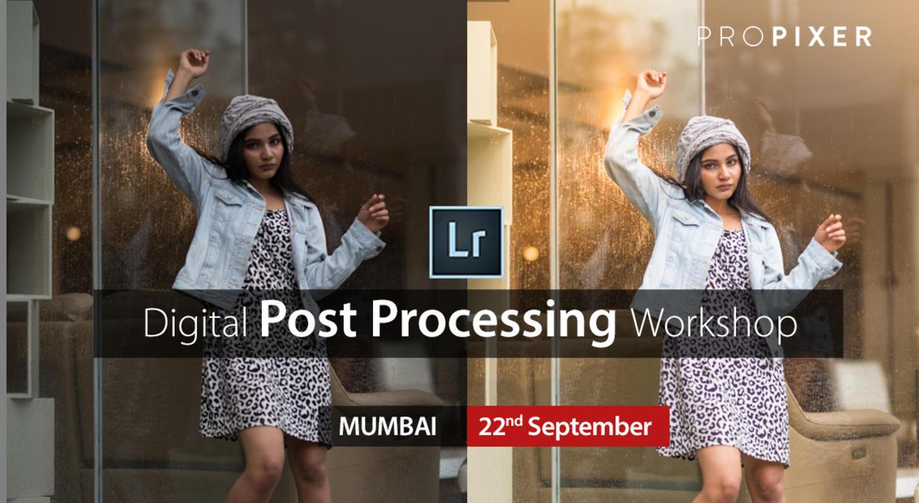 Digital Post Processing Workshop