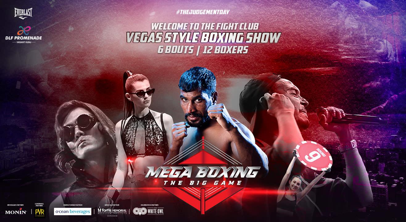 Mega Boxing - The Big Game