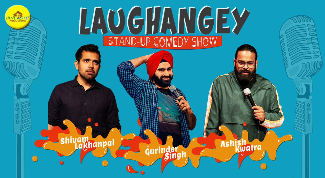 Laughangey : Stand-up Comedy Show