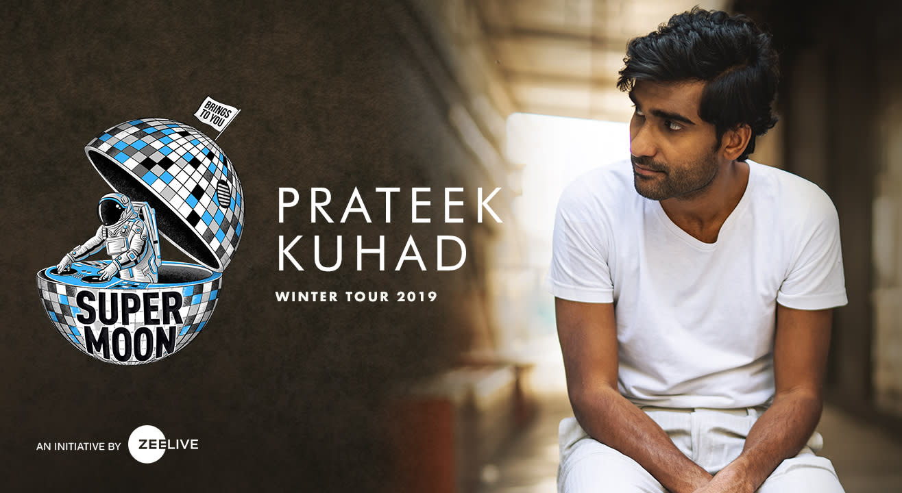 Supermoon ft. Prateek Kuhad Winter Tour 2019 - Hyderabad