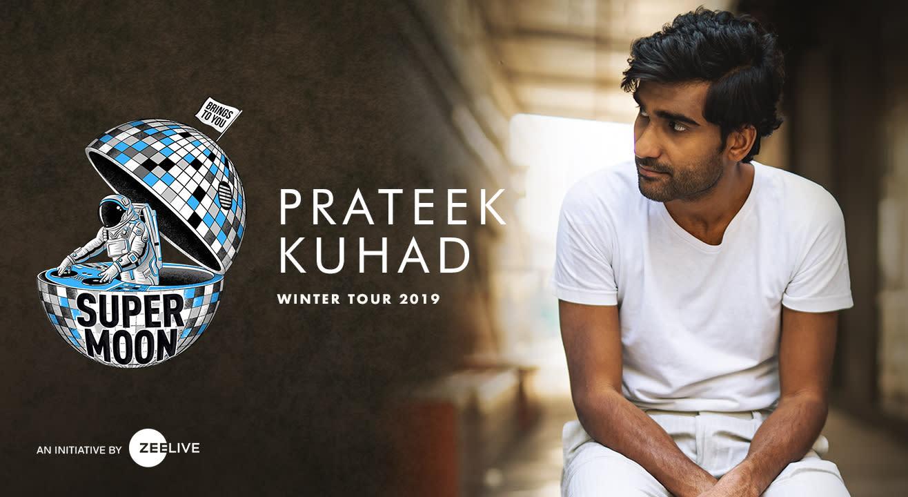 Supermoon ft. Prateek Kuhad Winter Tour 2019 - Kolkata