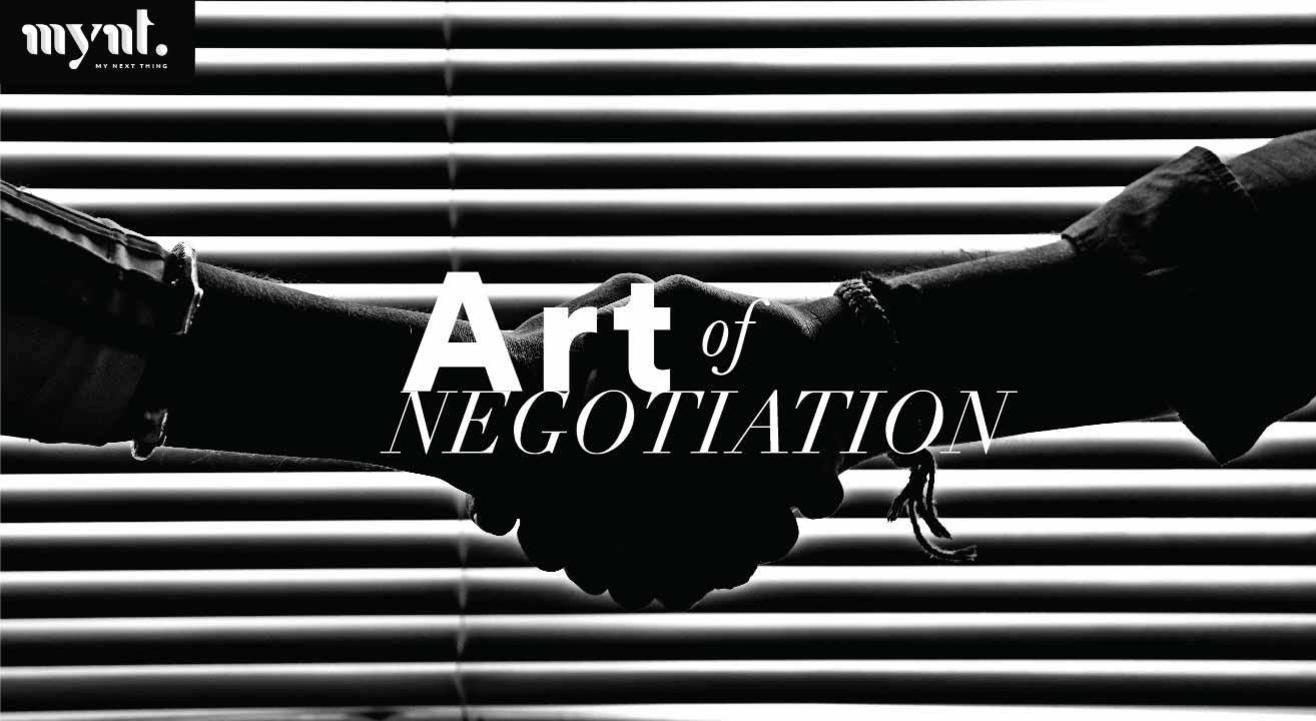 Art of Negotiation Workshop