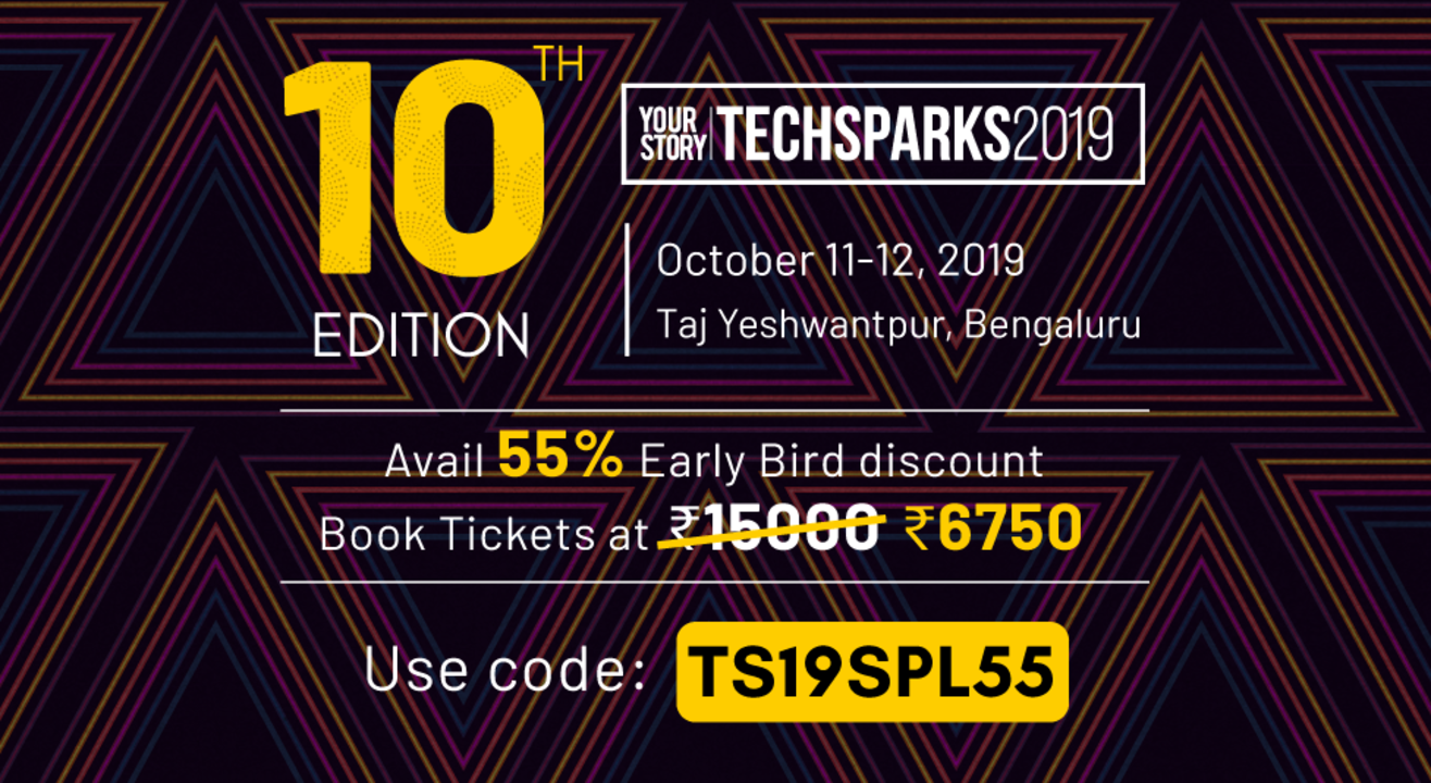 YourStory | TECHSPARKS 2019
