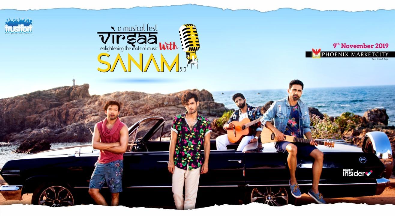 """#VirsaaWithSanam"""" 3.0"""