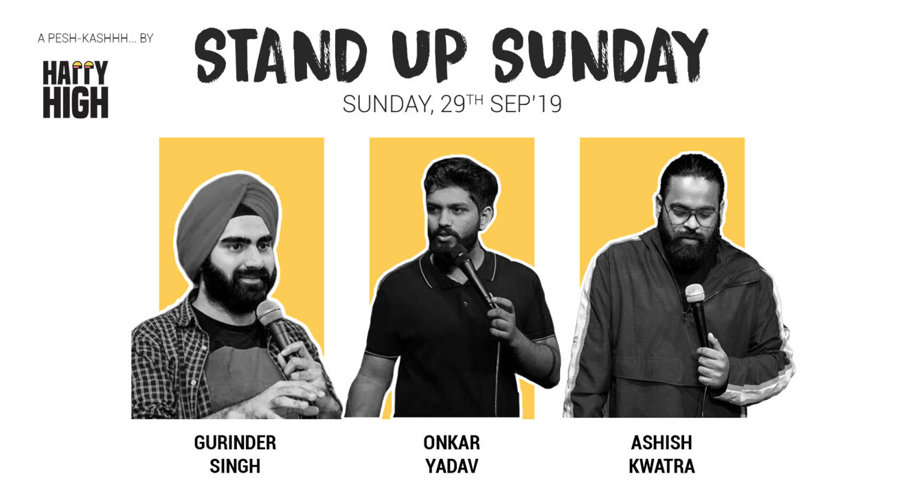Stand up Sunday - A standup comedy Show