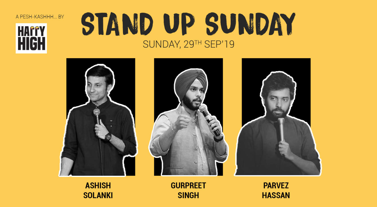 Standup Sunday - A Standup Comedy Show