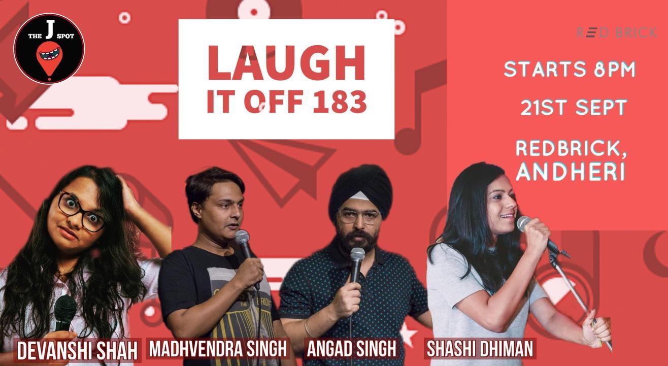 Laugh it off 183