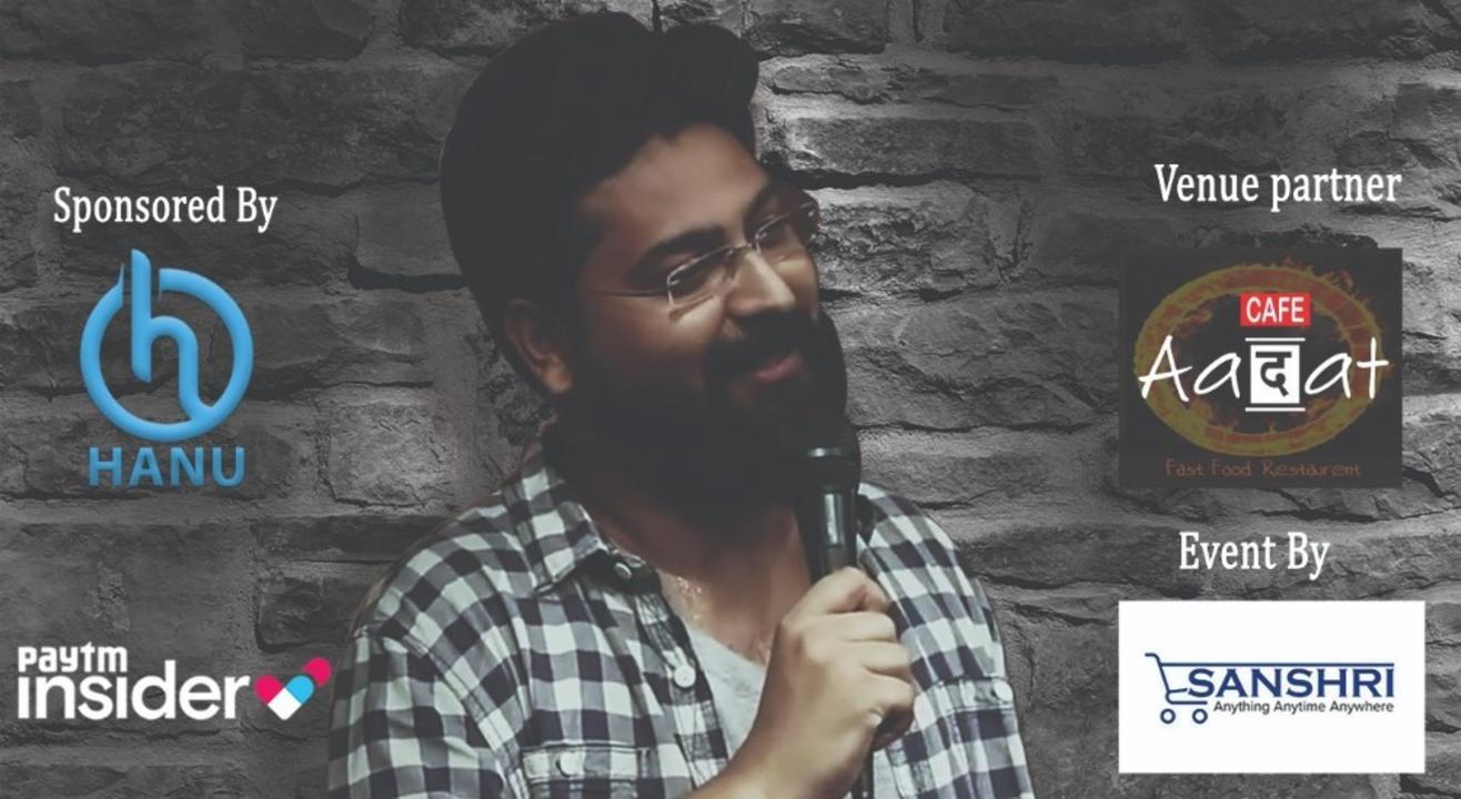 Stand-Up Comedy with Ravi Gupta LIVE | Kota