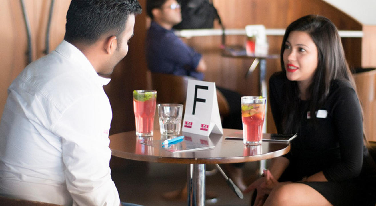 Speed Dating GGN Sep 28