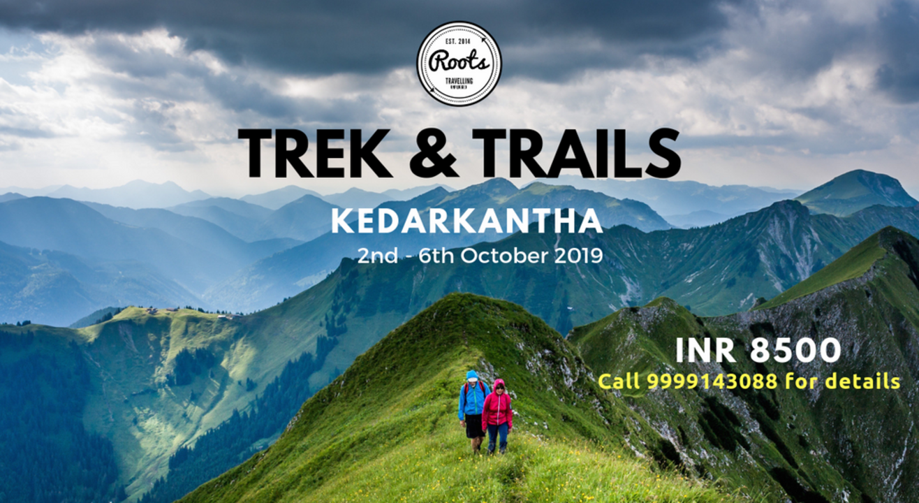Treks & Trails : Kedarkantha
