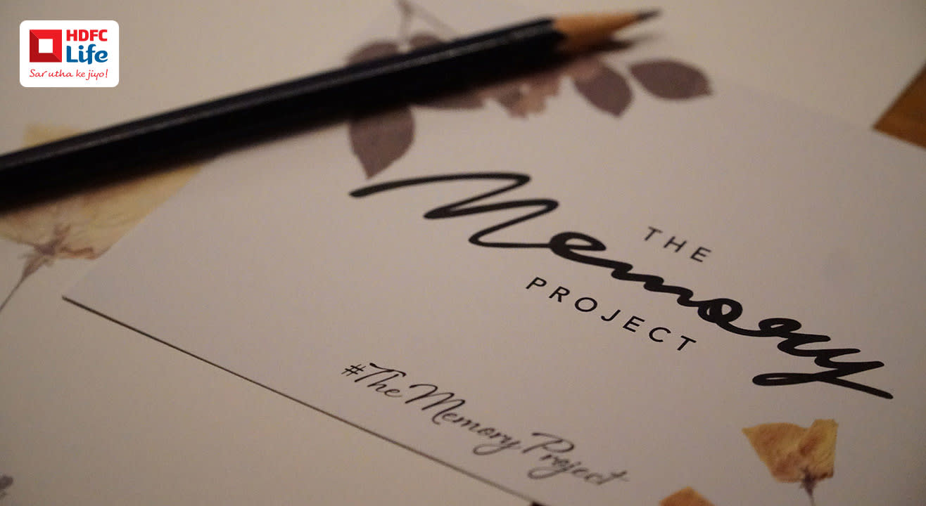 Share memories of the loved ones you've lost at The Memory Project!