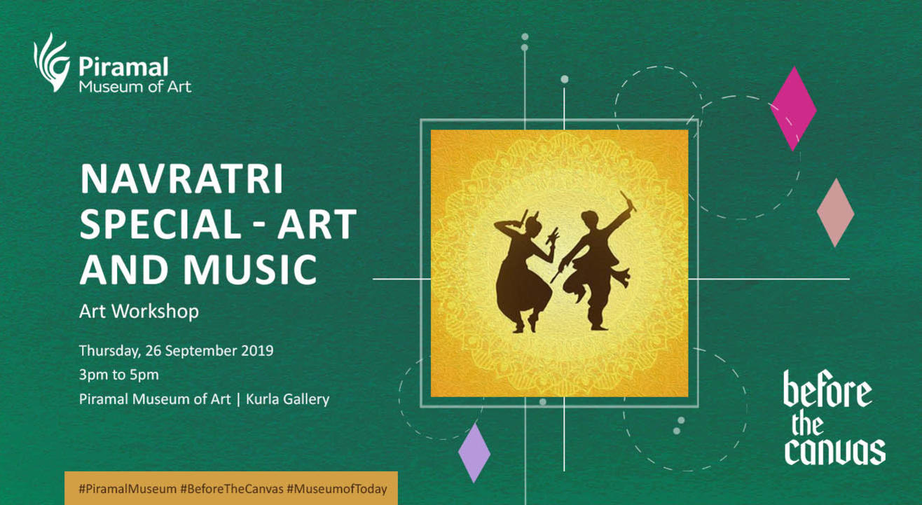 Navratri Special - Art and Music