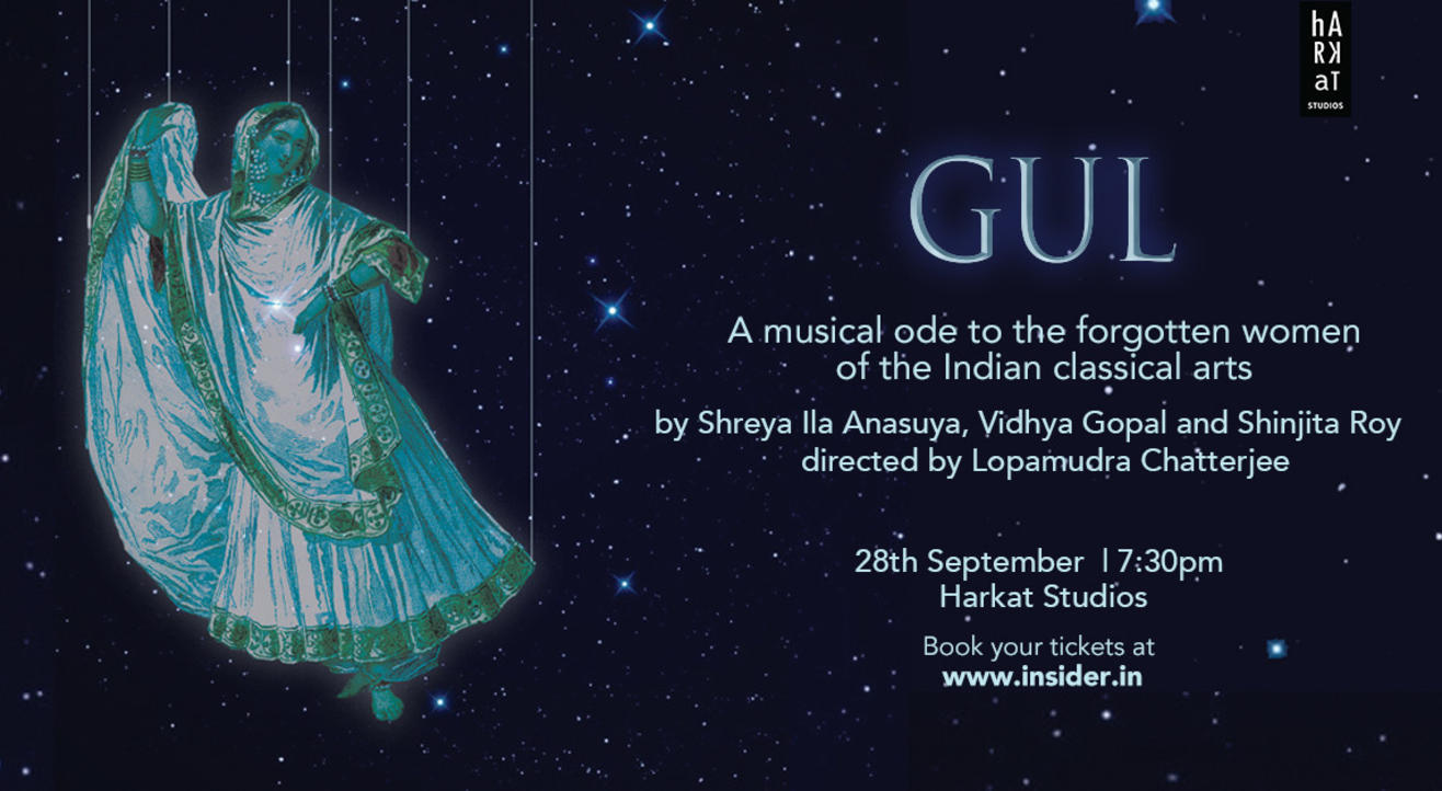 Gul - A Story in Text, Song and Dance