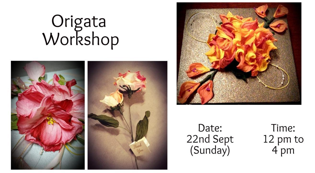 Origata Workshop