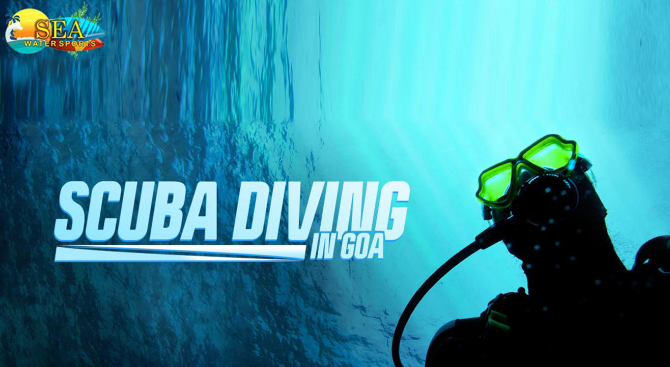 Scuba Diving at Grande Island Goa by Sea Water Sports