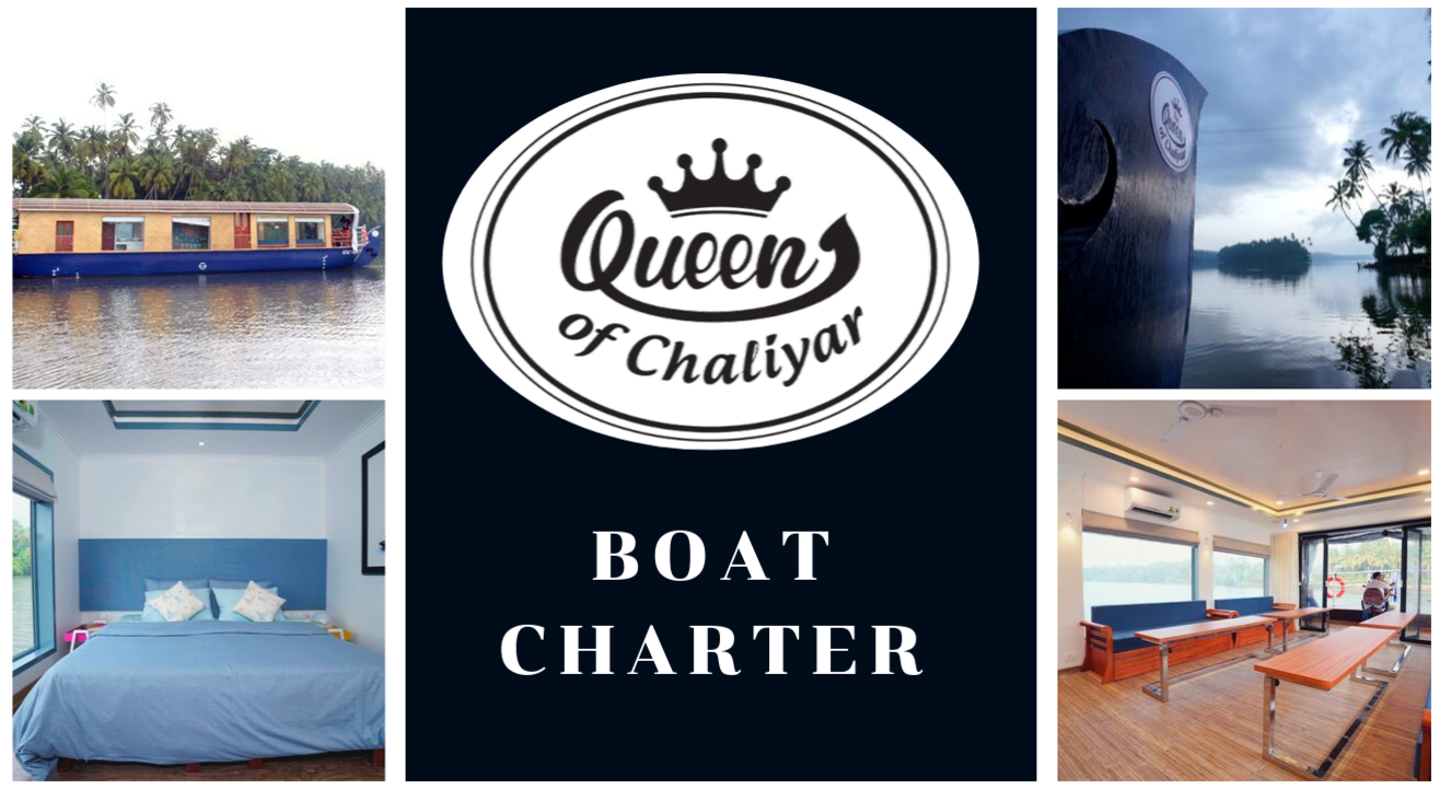 Queen Of Chaliyar -  Boat Charter