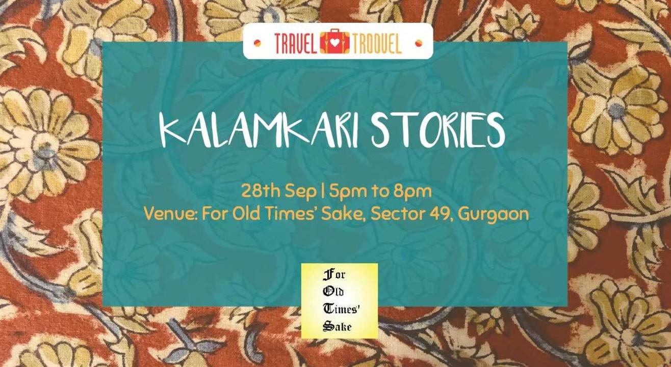 Kalamkari Stories