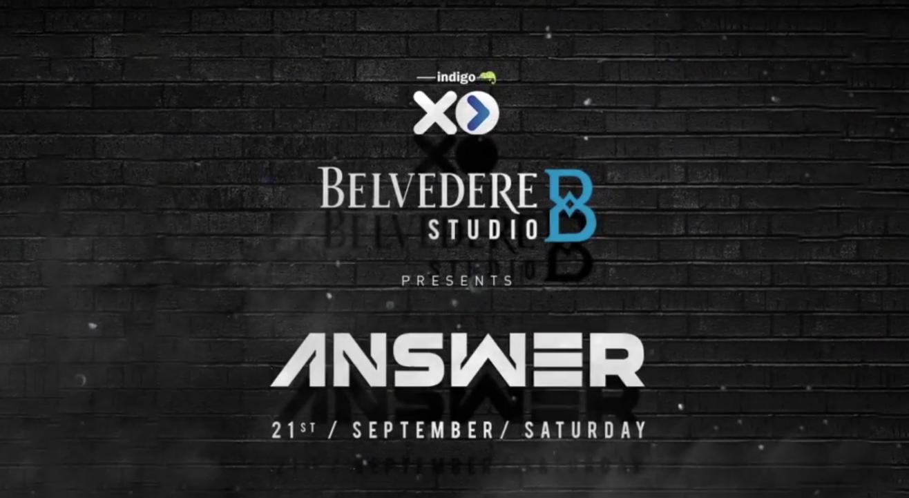 Indigo XP Presents Club Night With DJ Answer